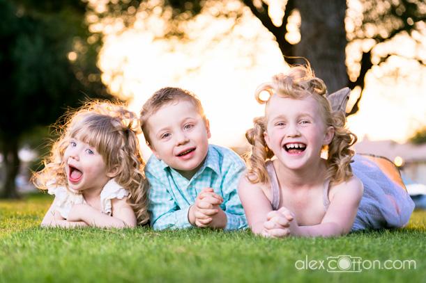 The Cotton Kids  //  Portraits