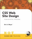 CSS Web Site Design Hands on Training (Hands-On Training)