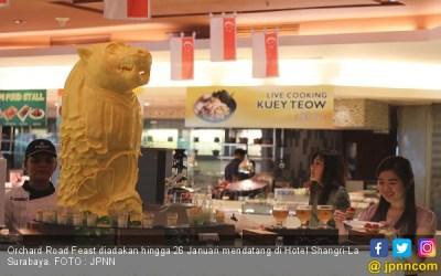 Menikmati Kuliner Singapura di Orchard Road Feast Shangri ...