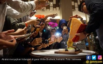 Bisnis Pemuas Lidah ala Willie Brothers - Lifestyle JPNN.com