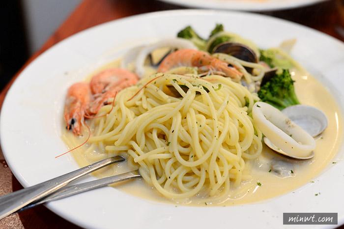 梅問題-《嵐迪義大利麵》平價、份量十足的義大利麵館