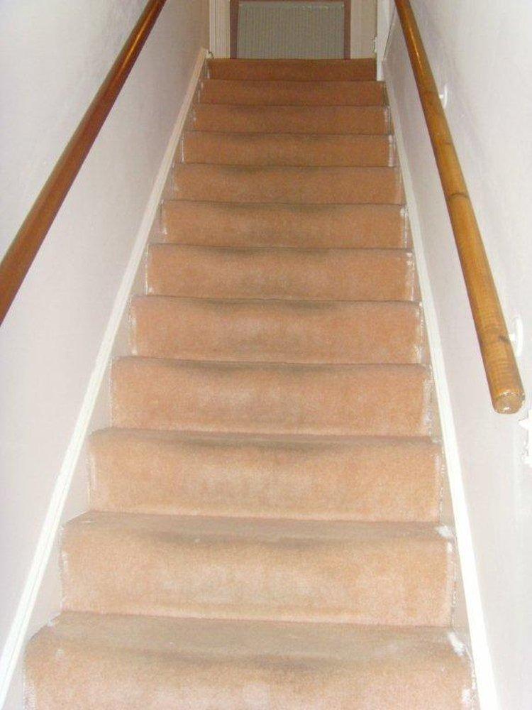 Stairs And Landing Carpet Fitting Carpet Lino Job In