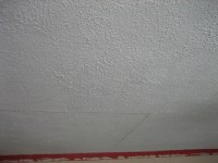 Plaster over artex ceiling 11x11ft - Plastering job in ...