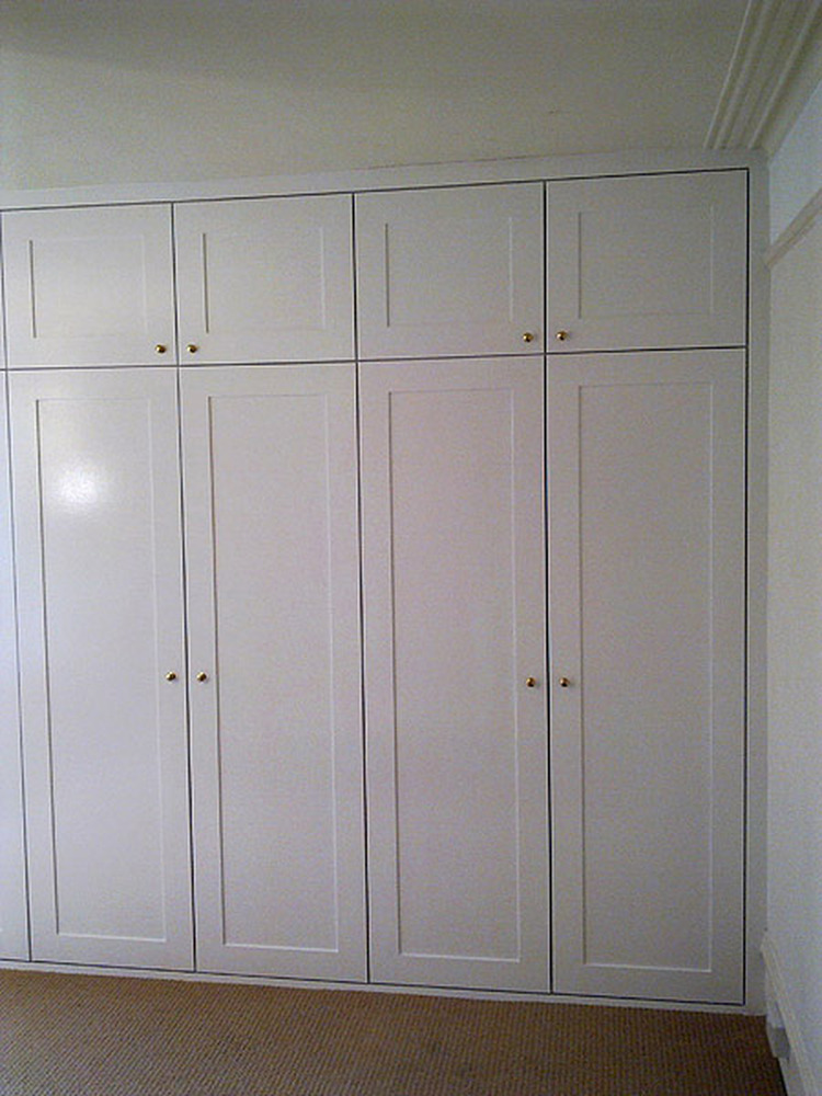 Made To Measure Fitted Wardrobes Carpentry Joinery Job