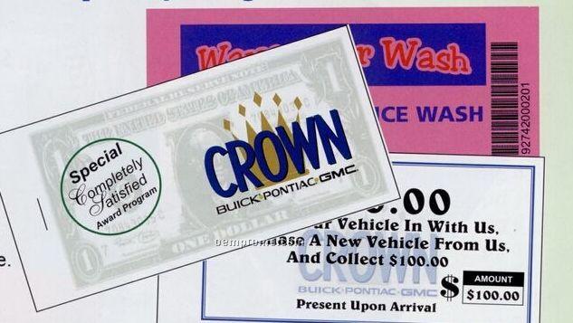 payment coupon book template template
