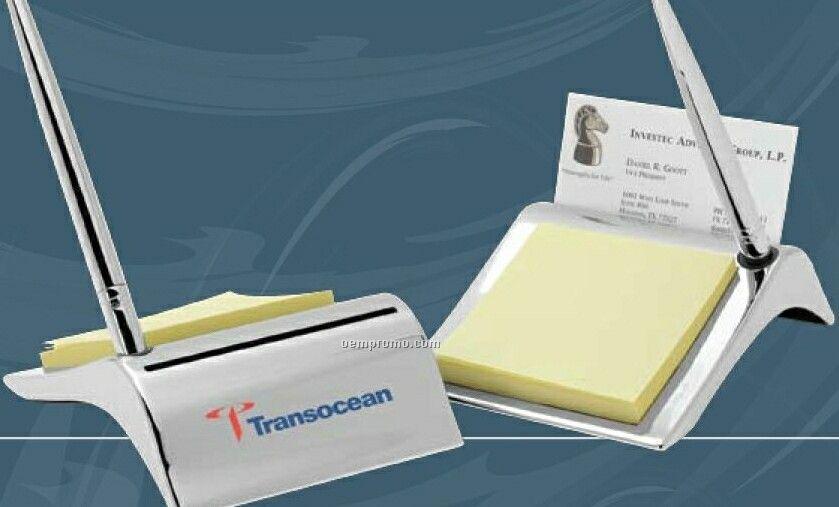 Newark Notepad Card And Pen Holderchina Wholesale Newark