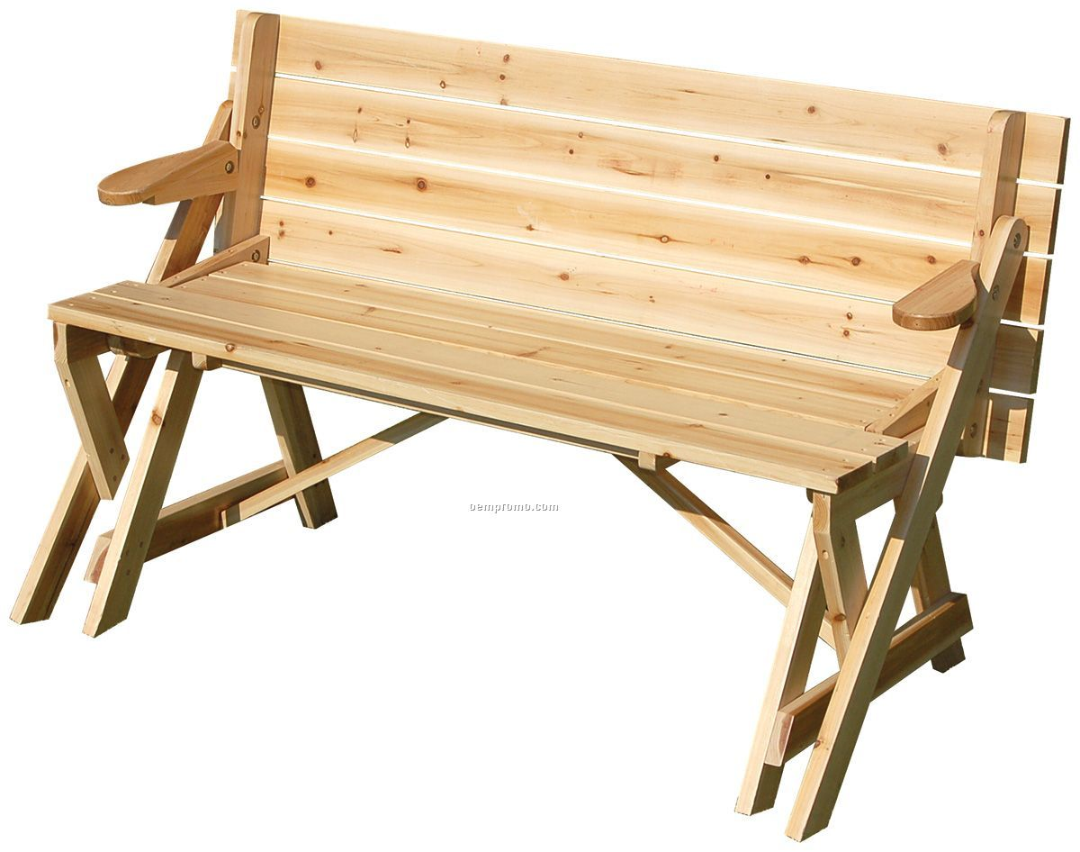 Make a picnic table bench quick woodworking projects