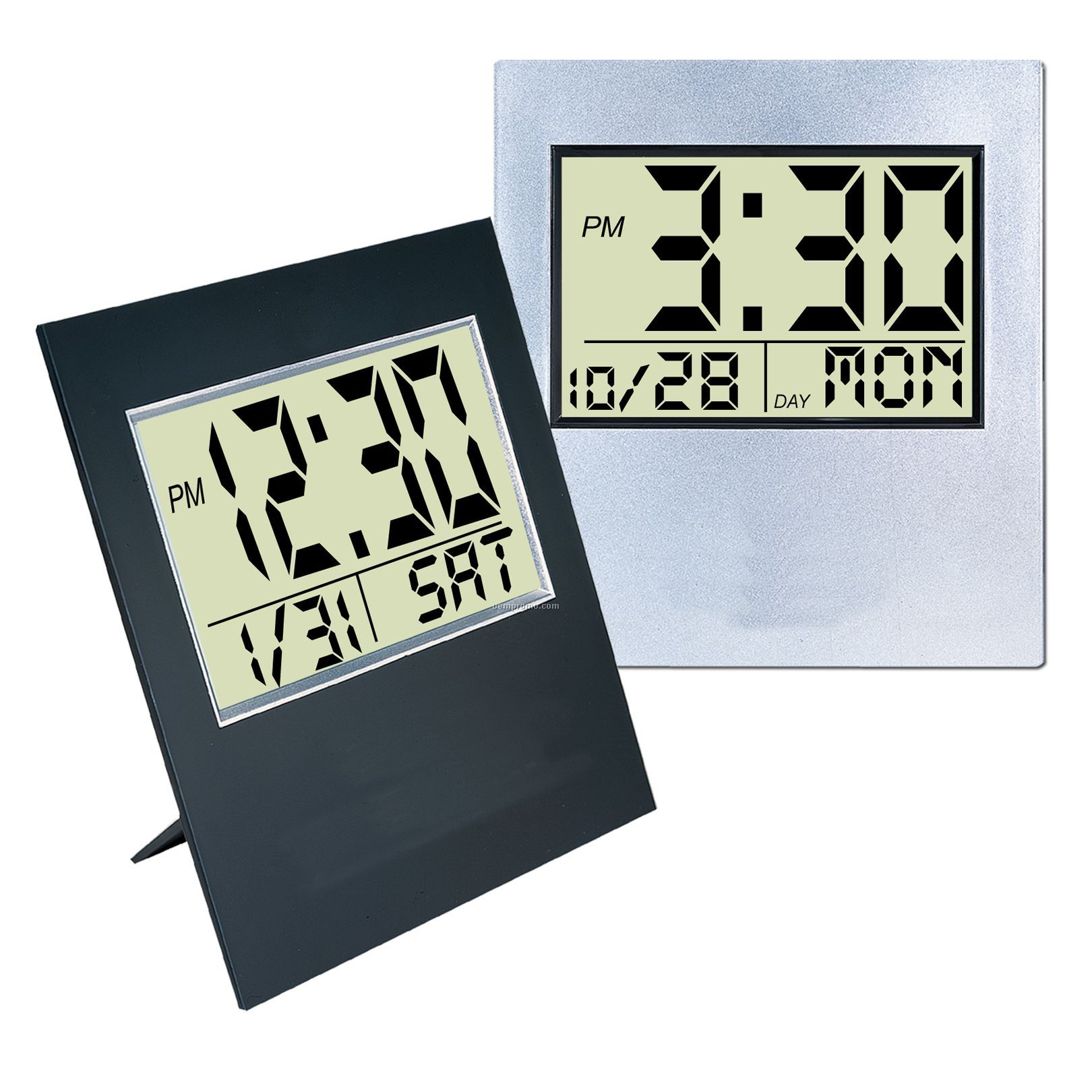 Giant Digital Wall Clock Digital Wall Or Desk Top Clock Large China Wholesale