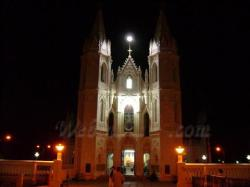 Velankanni Church Location