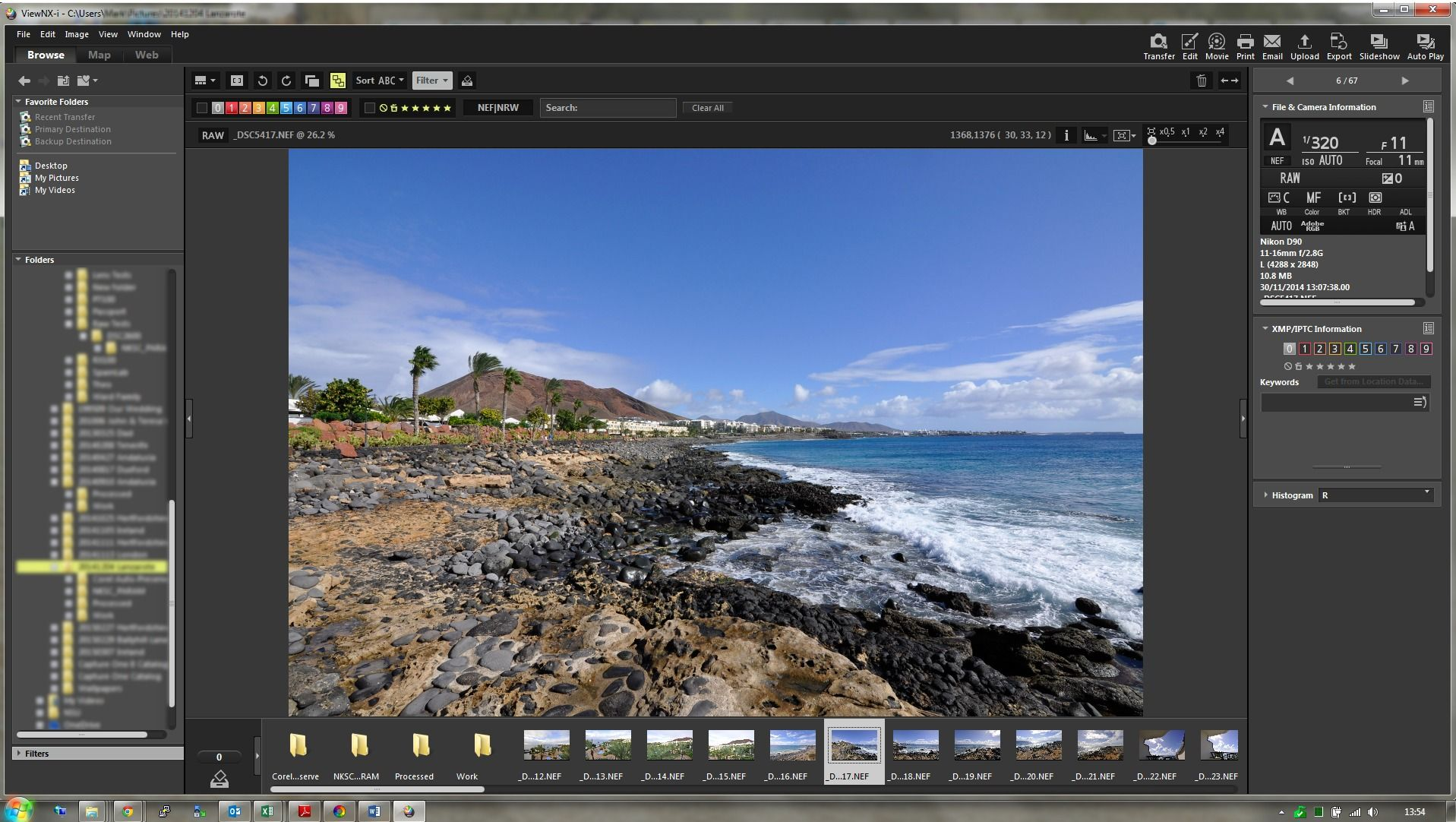 Fullsize Of Nikon Capture Nx D