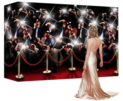 The Paparazzi Wall