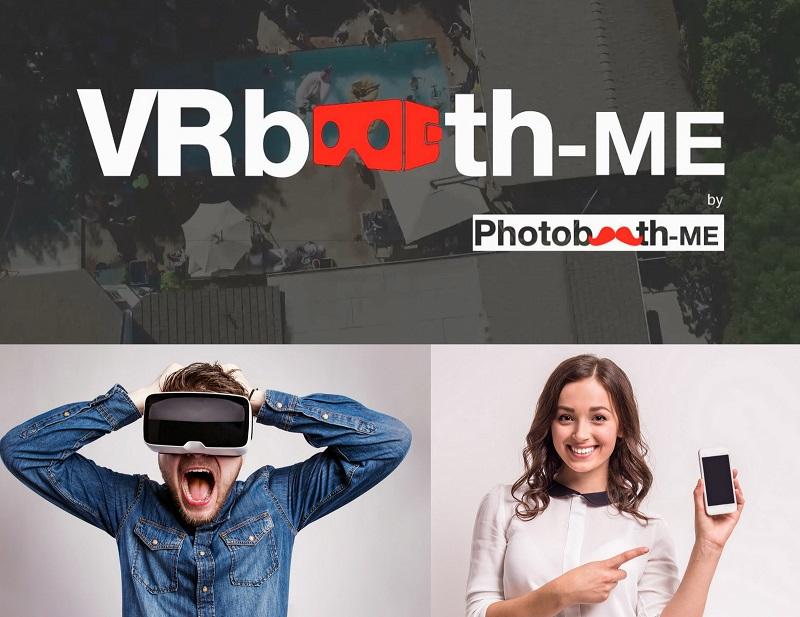 Virtual Reality 360 Photobooth