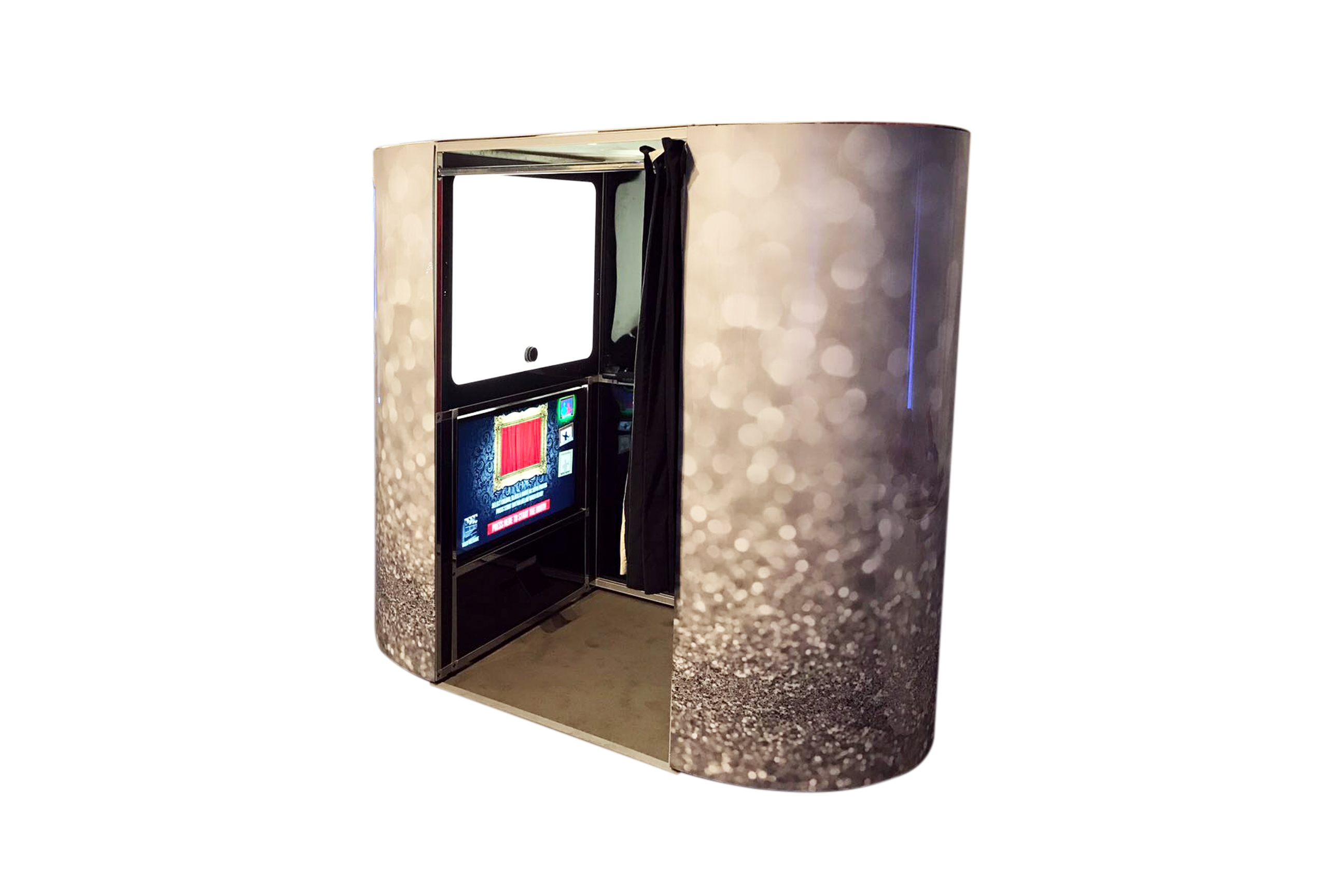 Photobooth Maison Selfie Mirror Photo Booth Hire In Colchester Essex London Uk