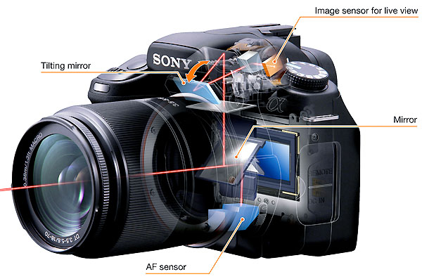 how the live view a300 and a350 will work photoclubalpha rh photoclubalpha com
