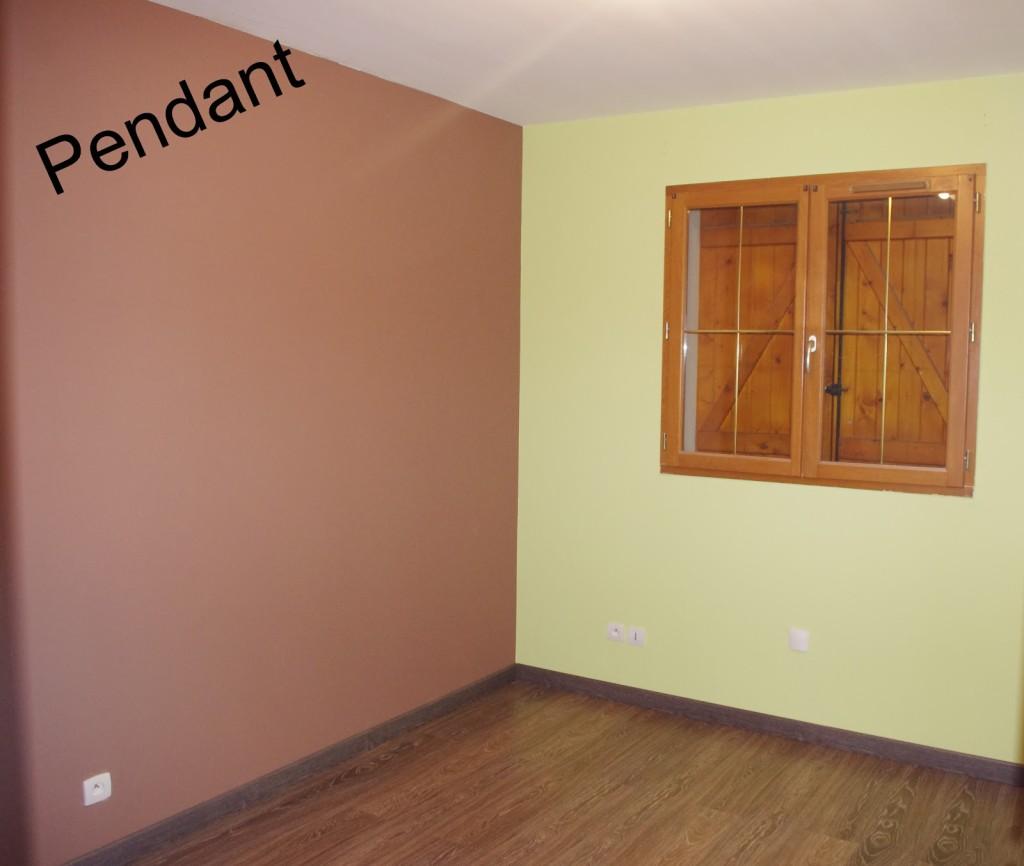 Deco Chambre Adulte Vert Et Marron | Deco Chambre Vert Anis ...