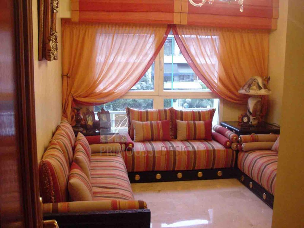 Deco Salon Marocain Moderne