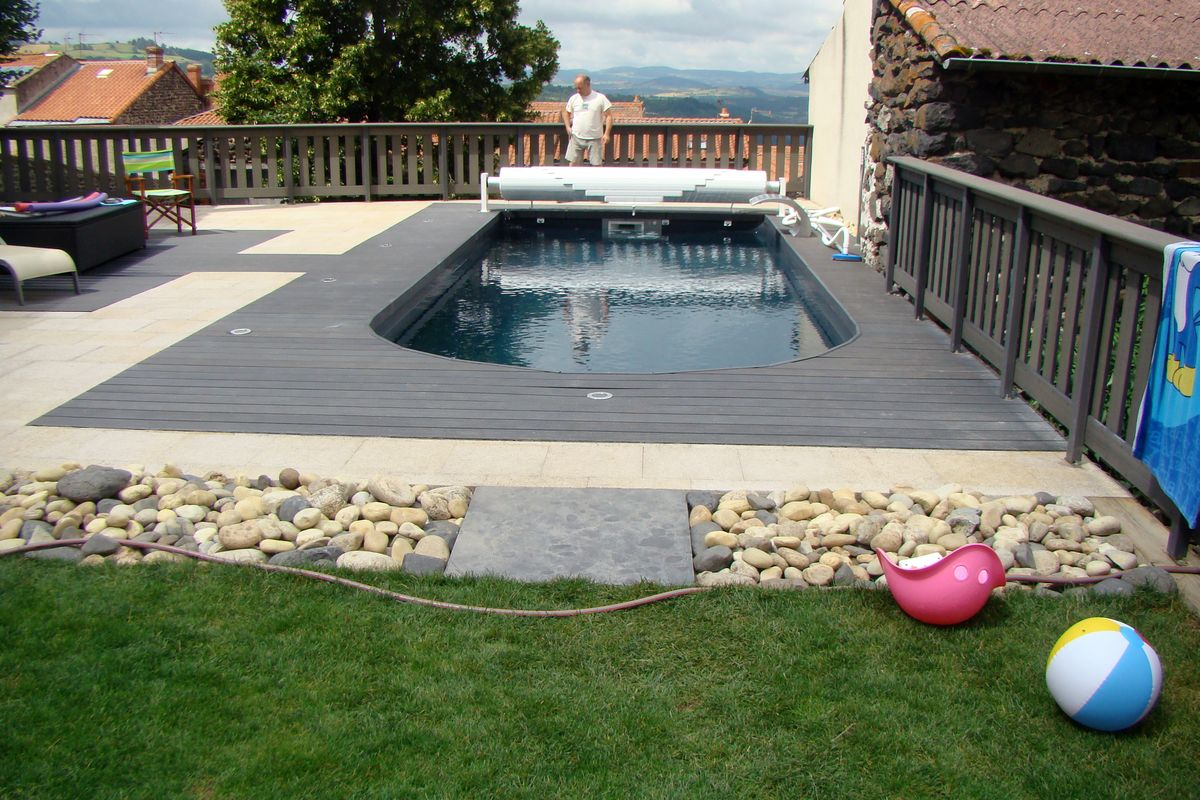 Decoration Terrasse Piscine Photo Déco Terrasse Avec Piscine