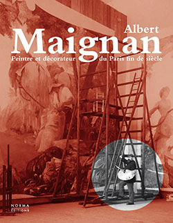 catalogue Albert Maignan éditions Norma