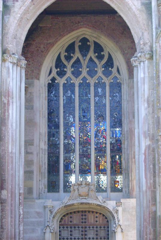 Berlin Gothic Free Stock Photo Of Stained Window | Photoeverywhere