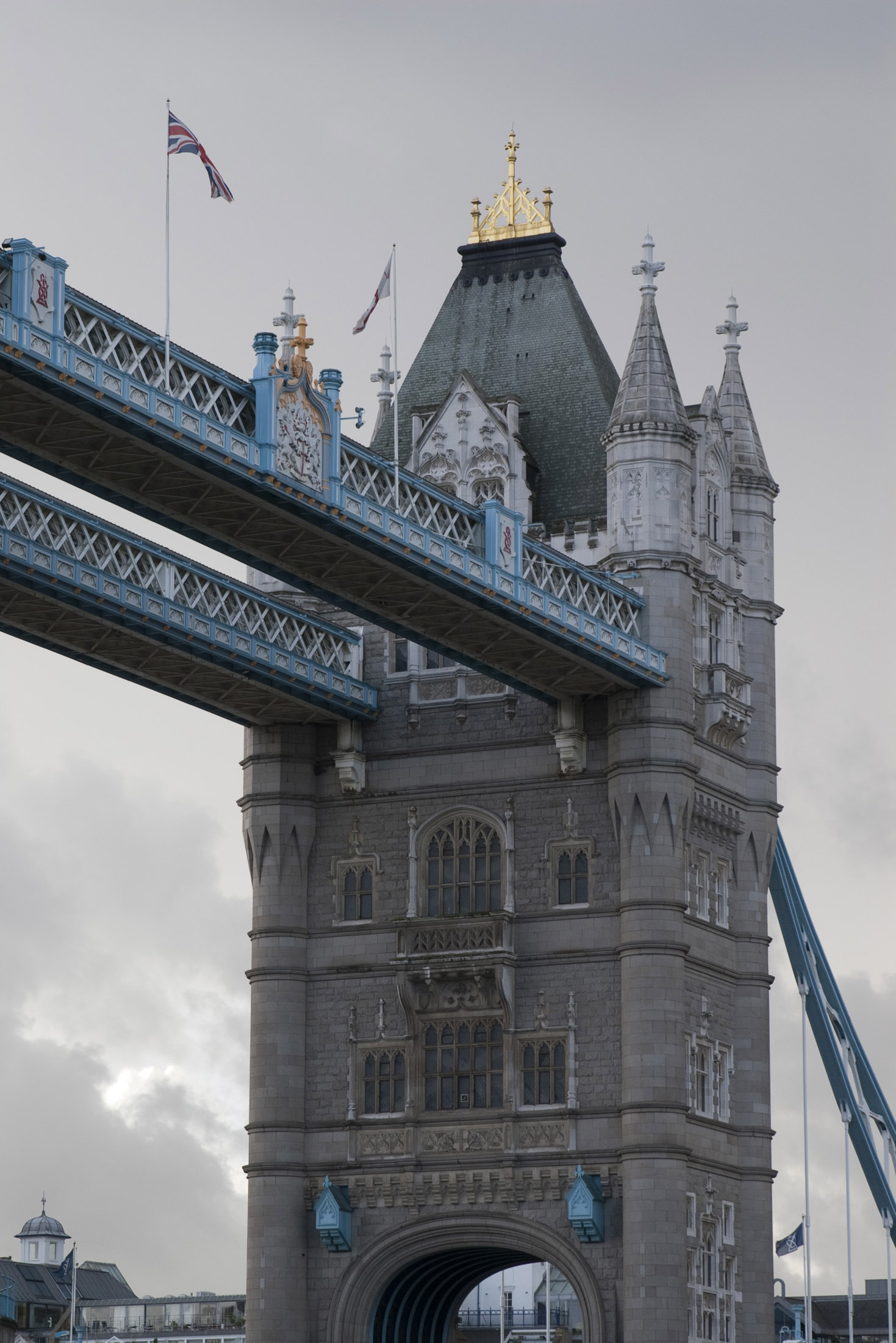 Berlin Gothic Free Stock Photo Of Tower Bridge Details | Photoeverywhere