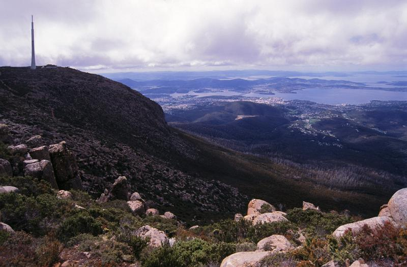 Berlin Hotspots Free Stock Photo Of View From Mount Wellington, Tasmania