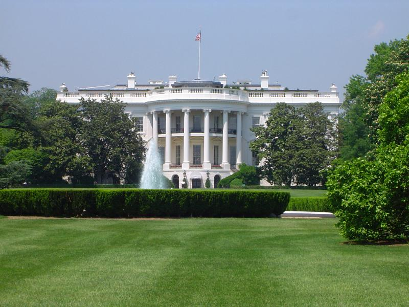 Weite Hose Sommer Free Stock Photo Of Scenic View Of The White House