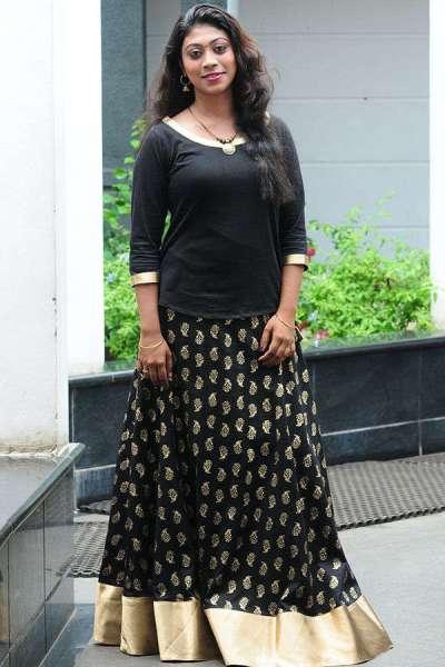 Vinod Thomas poses for a photo during the promotion of Malayalam movie 'Ayal Sasi' in Kochi ...