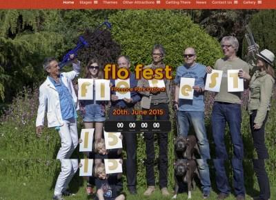 Flo Fest Florence Park Festival 2015