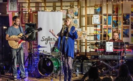 Zaia at Sofar Oxford 38 (Common People Festival special)