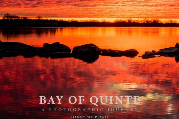 Bay Of Quinte photo book