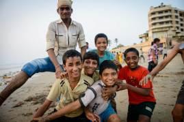 Oct 2012 : Mumbai Visit : Vijayadashami Festial Kids 5