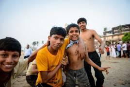 Oct 2012 : Mumbai Visit : Vijayadashami Festial Kids 6