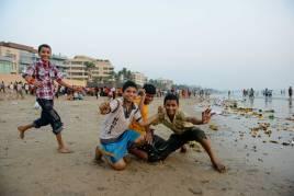 Oct 2012 : Mumbai Visit : Vijayadashami Festial Kids 7