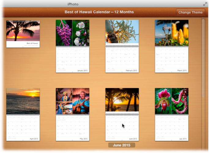 how to make calendar
