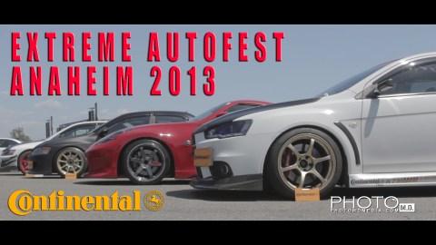 Extreme Autofest Anaheim 2013