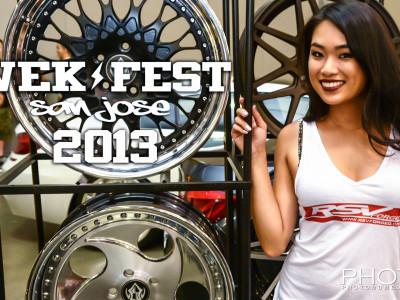 Wekfest San Jose 2013