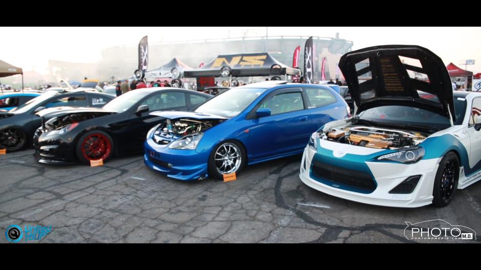 Extreme Autofest Anaheim 2014 | Video