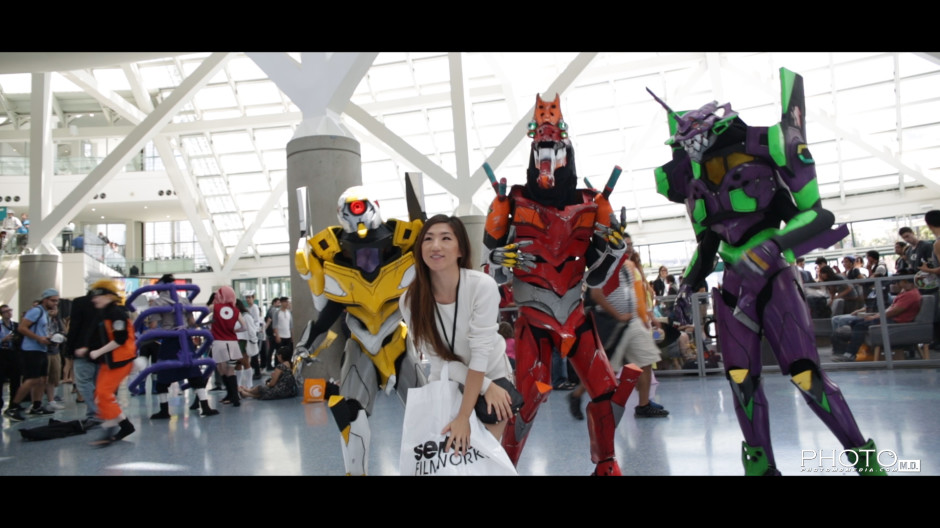 Anime Expo 2014 | Video