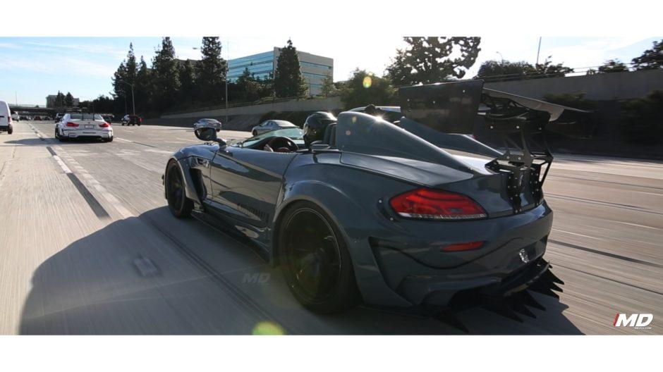 Bulletproof Varis M4 & Z4 GT Continuum | Winter Drive 2015