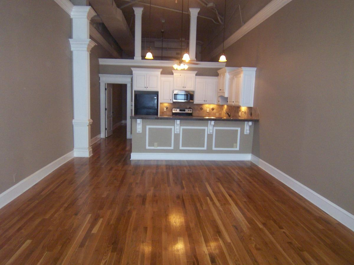 Granite Countertops Little Rock Ar Apartment Unit Downstairs Loft At 101 S Victory Street