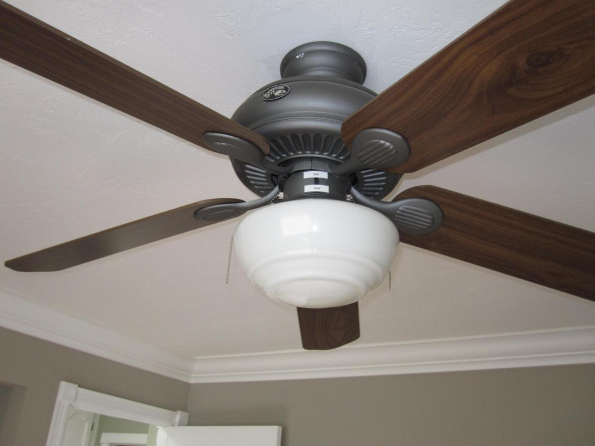 Upscale Ceiling Fan 2242 Black Canyon Road Ramona Ca 92065 Hotpads