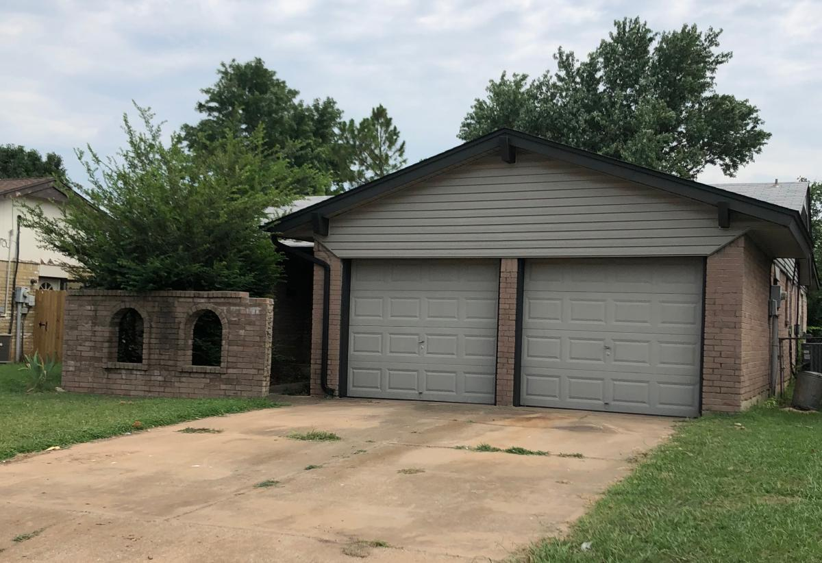 Garage Builders Okc 632 Nw 18th Place