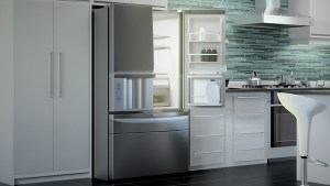 Refrigerator Renderings