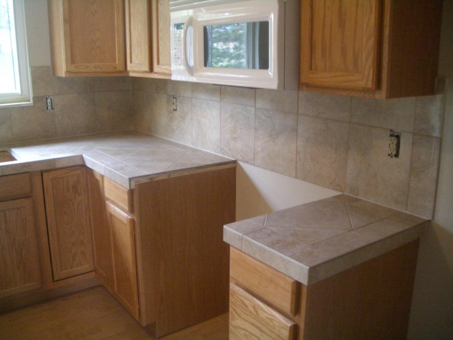 Granite Top For Kitchen Cabinets Porcelain Kitchen Countertops Photos