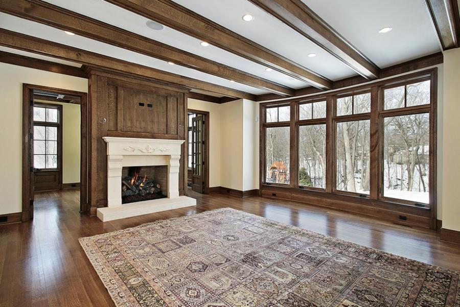 Ceiling wood beam photos