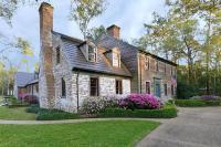 Whitewashed brick house photos