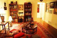 Moroccan living room design photos