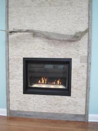 Modern contemporary fireplace mantel shelf photos