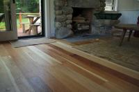 Photos of hickory flooring