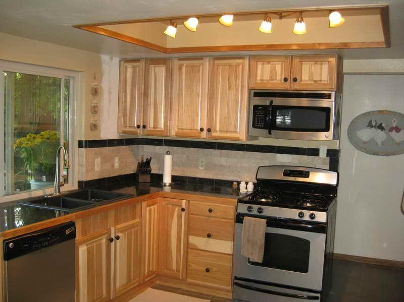 Kitchen Ideas Ranch Style House Galley Kitchen Makeover Photos